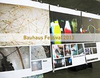 Bauhaus Fest 2013
