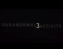 Paranormal Activity 3 Web App