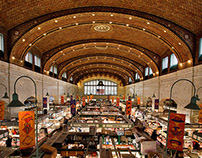 West Side Market Photography
