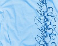 Club Perfection T-Shirt Design Summer 2011