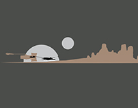 tatooine - Pod Race