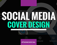 Social Media Cover Page Design