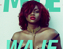 Made Magazine Dec. 2014: Waje