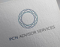 PCN Advisor Services Corporate Brand and Web Design