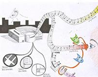 2012-2 ARQ CLÁSICA Ordenación Musical en Arquitectura