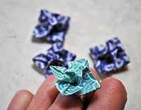 ORIGAMI collection * craft and graphic design