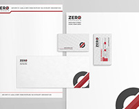 Print & Web Design for Zero Connect