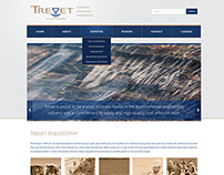 Web Design for Trevet