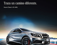 3 yarah bio print campaigns 9 pieces 3 for each on behance for Mercedes benz tagline
