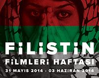 Filistin Filmleri Haftası // Afiş Çalışmaları