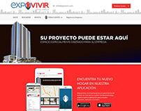 Expovivir - página web