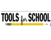 Tools for School Logo United Way of Tri County