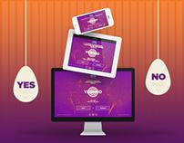 UI - UX // Durex // Responsive website