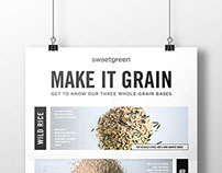 Make it Grain Infographic
