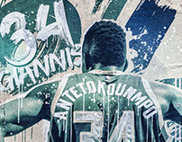 Giannis Antetokounmpo #34 | Milwaukee Bucks