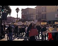 Ayotzinapa Missing Students Protest San Francisco