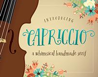 Capriccio Font
