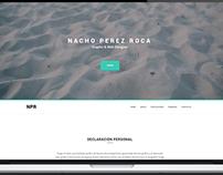 Personal Web: Responsive Design