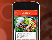 Snappy - Recipe App