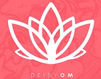 Branding Deisy om - Yoga & Pilates