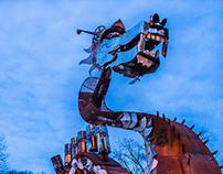 The Iron Behemoth