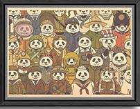 Panda Revolution, The 2014 Edition