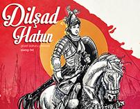 'Dilşad Hatun' book cover