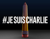An Indestructible Pencil - Je Suis Charlie