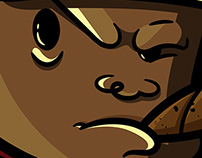 DJ King Leak (Mascot)
