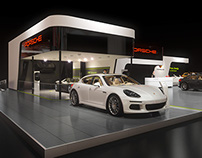 PORSCHE - NEW YORK INTERNATIONAL AUTO SHOW (NYIAS)