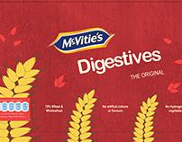 McVitie's Packaging