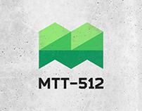 MTT-512. Фирменный стиль.