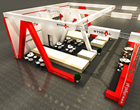 Fair stand for CNC Company
