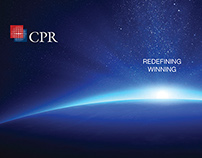 CPR Annual Review Cover Design