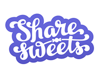 Share sweets