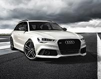 Audi RS 6 Avant #1