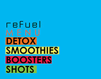 Refuel | Juice Bar