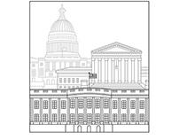 Peter S. Kalikow School of Government Logo Design