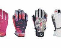 2011 Scott Sports Wintersport Gloves