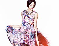 Angus Tsui SS 2015 Collection