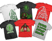 ELEMENT Skateboards Graphic T-Shirt Concepts