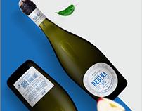 Debina Semi Sparkling Wine