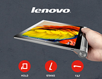 Lenovo Billboard Ad