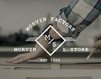 Morvin Leather