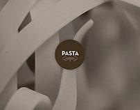 Marca para casa de comida y pasta
