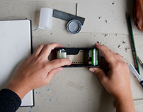 Project: 35mm Pinhole Camera