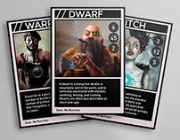 Myth the card game