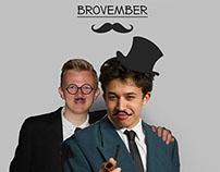 #BroVember