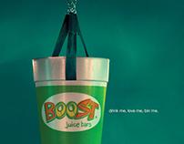 Boost Juice Concept