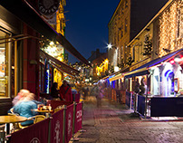 Photography | Galway City Christmas Lights
